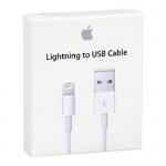 สายชาร์จ USB iphone5/5s สายเต็มฟังก์ชั่นFOXCONแท้
