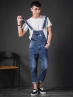 เสื้อผ้าผู้ชาย | ชุดเอี๊ยม | ชุดเอี๊ยมยีนส์