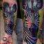 [WORLD FAMOUS] หมึกสักเวิล์ดเฟมัส หมึกสักลายเวิล์ดเฟมัส สีสักลายสีฟ้า ขนาด 1 ออนซ์ สีสักนำเข้าจากประเทศอเมริกา World Famous Tattoo Ink - Algarve Aqua (1OZ/30ML) thumbnail 4