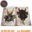 หนังสือสักลายพระพุทธเจ้า หนังสือสักลาย รูปรอยสักสวยๆ สักลายสวยๆ ภาพสักสวยๆ แบบลายสักเท่ๆ แบบรอยสักเท่ๆ ลายสัก Japannese Style Tattoo Manuscripts Flash Art Design Outline Sketch Book (A4 SIZE) thumbnail 4