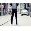 กางเกงแฟชั่น | ฮาราจูกุ สไตล์ | แฟชั่นฮิปฮอป thumbnail 8