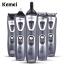 [KEMEI] ปัตตาเลี่ยนไร้สาย ปัตตาเลี่ยนแกะลาย แบตเตอเลี่ยนเด็ก แบตตาเลี่ยนตัดผม แบตเตอร์เลี่ยนโกนหนวด Rechargeable Professional Trimmer Universal Electric Hair Clipper For Men & Women thumbnail 1