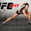 UFC Fit Workout DVD the Ultimate Weight Loss and Exercise Video 12 DVDs thumbnail 3