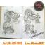 [HALF SLEEVE] หนังสือลายสักครึ่งแขน หนังสือสักลาย รูปลายสักสวยๆ รูปรอยสักสวยๆ สักลายสวยๆ ภาพสักสวยๆ แบบลายสักเท่ๆ แบบรอยสักเท่ๆ ลายสักกราฟฟิก Colorful Half Sleeve Tattoo Manuscripts Flash Art Design Outline Sketch Book (A4 SIZE) thumbnail 7