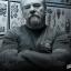 [NOCTURNAL] หมึกสักน็อคเทอร์นอล หมึกสักลายซุปเปอร์แบล็ค สีสักลายสีดำสนิทซุปเปอร์แบล็ก ขวดแบ่งขายขนาด 1/2 ออนซ์ สีสักนำเข้าจากประเทศอเมริกา American Jack Rudy & Franco Vescovi's Nocturnal Tattoo Ink Super Black (15ML/15CC) thumbnail 7