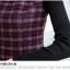 ชุดเดรสทำงานเกาหลี ลาบตาราง(ลายสก๊อต) แขนยาว ผ้าสักหลาด เนื้อผ้าดี ( S M L XL XXL ) thumbnail 10