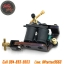 [TM2371] เครื่องสักคอย เครื่องสักคอยล์ เครื่องสักเดินเส้น เครื่องสักลายแทททู (Steel Micky Sharpz 10Wrap Coils Tattoo Machine) thumbnail 5