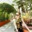 ชุดเดรสสั้นสีดำ ปักลายสวยเก๋สีทอง ทรงตรงเข้ารูป แขนกุด สวยดูดีสไตล์เกาหลี thumbnail 3