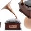เครื่องเล่นแผ่นเสียงวินเทจ Multifunction 5in1: Rhapsody GH-280 CU Copper Brown thumbnail 14