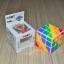 YJ Unequal 3x3 Rainbow Cube thumbnail 15