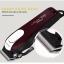 [KEMEI] ปัตตาเลี่ยนไร้สายสีแดง แบตตาเลี่ยนตัดผม แบตเตอร์เลี่ยนคนไร้สาย แบตตาเลี่ยนตัดผมชาย อุปกรณ์ตัดผม RED Professional Electric Hair Clipper For Men & Women thumbnail 7