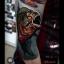[WORLD FAMOUS] หมึกสักเวิล์ดเฟมัส หมึกสักลายเวิล์ดเฟมัส สีสักลายสีฟ้า ขนาด 1 ออนซ์ สีสักนำเข้าจากประเทศอเมริกา World Famous Tattoo Ink - Algarve Aqua (1OZ/30ML) thumbnail 5