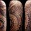 [INTENZE] หมึกสักอินเทนซ์ หมึกสักลายอินเทนส์ สีสักลายสีดำเข้ม ขวดแบ่งขายขนาด 1 ออนซ์ สีสักนำเข้าจากประเทศอเมริกา Intenze Suluape Black Samoan Tribal Tatau Ink (1OZ/30ML) thumbnail 2