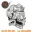 [Horimouja] หนังสือลายสัก Old School หนังสือสักลายหัวกระโหลก รูปลายสักสวยๆ รูปรอยสักสวยๆ สักลายสวยๆ ภาพสักสวยๆ แบบลายสักเท่ๆ แบบรอยสักเท่ๆ ลายสักกราฟฟิก Cranium Tattoo Manuscripts Flash Art Design Outline Sketch Book (A4 SIZE) thumbnail 9