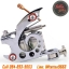 [A2B-1] เครื่องสักคอย เครื่องสักคอยล์ เครื่องสักลงเงา เครื่องสักลายแทททู (SILVER Pure Copper / 10 Wrap Coils Tattoo Machine) thumbnail 1