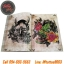 หนังสือสักลายพระพุทธเจ้า หนังสือสักลาย รูปรอยสักสวยๆ สักลายสวยๆ ภาพสักสวยๆ แบบลายสักเท่ๆ แบบรอยสักเท่ๆ ลายสัก Japannese Style Tattoo Manuscripts Flash Art Design Outline Sketch Book (A4 SIZE) thumbnail 5