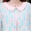 ชุดทำงานแฟชั่นเกาหลี ชุดทำงานออฟฟิศสวยๆ มินิเดรสสีชมพู ฟ้า เซ็ท 2 ชิ้น เสื้อคลุม + เดรสสั้น เข้าชุดกันสวยมากๆ ( S M L XL ) thumbnail 7