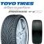 TOYO T1R 205/45-17 ปี14 ซื้อ2แถม2 thumbnail 1