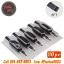 [5FT] ปลายกระบอกพร้อมด้ามจับสำเร็จรูป 25MM แพ็ค20ชิ้น ด้ามจับพร้อมปลายกระบอกเข็มสักพลาสติกแบบใช้แล้วทิ้งเบอร์ 5FT Disposable Plastic Tattoo Grip Tubes (20PC) thumbnail 1