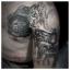 [KURO SUMI] หมึกสักคูโรซูมิ หมึกสักลายคูโรซูมิ สีสักลายสีดำลงเงา ระดับเข้ม ขวดแบ่งขายขนาด 1 ออนซ์ สีสักนำเข้าจากประเทศญี่ปุ่น Kuro Sumi ZHANG PO SINNER GREYWASH DARK Black Tattoo Shading Ink (1OZ/30ML) thumbnail 9