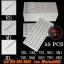 ชุดเข็มสักลายสแตนเลส เข็มลงสี เข็มลงเงา เข็มเดินเส้นเบอร์ 3RL/5RL/7RL/9RL,5RS/7RS/9RS,5M1/7M1/9M1 เข็มสักสำเร็จรูป เข็มสักฆ่าเชื้อพร้อมใช้งาน (แพ็ค 50 ชิ้น / เบอร์ละ5ชิ้น - Round Liner, Round Shader, Magnum Tattoo Needles) thumbnail 1
