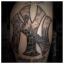 [KURO SUMI] หมึกสักคูโรซูมิ หมึกสักลายคูโรซูมิ สีสักลายสีดำลงเส้น ขนาด 12 ออนซ์ สีสักนำเข้าจากประเทศญี่ปุ่น Kuro Sumi Black Tattoo Outlining Ink (12OZ/360ML) thumbnail 5
