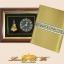 ของพรีเมี่ยม กรอบนาฬิกาลายพระพุทธชินราช (ขนาด : 9 x 7 นิ้ว ) thumbnail 2