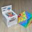 YJ Unequal 3x3 Rainbow Cube thumbnail 11