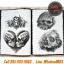 [SKULL #1] หนังสือลายสักหัวกะโหลก หนังสือสักลาย รูปลายสักสวยๆ รูปรอยสักสวยๆ สักลายสวยๆ ภาพสักสวยๆ แบบลายสักเท่ๆ แบบรอยสักเท่ๆ ลายสักกราฟฟิก Skull Tattoo Manuscripts Flash Art Design Outline Sketch Book (A4 SIZE) thumbnail 7