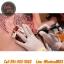 [SET B2] ชุดเครื่องสักคอยล์ Triple เครื่องสักลายครบชุด พร้อมอุปกรณ์สัก หมึกสัก สีสัก เข็มสัก (DragonHawk Pro-3 Tattoo Machine Set) thumbnail 13