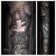 [KURO SUMI] หมึกสักคูโรซูมิ หมึกสักลายคูโรซูมิ สีสักลายสีดำลงเงา ระดับเข้ม ขวดแบ่งขายขนาด 1 ออนซ์ สีสักนำเข้าจากประเทศญี่ปุ่น Kuro Sumi ZHANG PO SINNER GREYWASH DARK Black Tattoo Shading Ink (1OZ/30ML) thumbnail 12