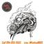 [Horimouja] หนังสือลายสัก Old School หนังสือสักลายหัวกระโหลก รูปลายสักสวยๆ รูปรอยสักสวยๆ สักลายสวยๆ ภาพสักสวยๆ แบบลายสักเท่ๆ แบบรอยสักเท่ๆ ลายสักกราฟฟิก Cranium Tattoo Manuscripts Flash Art Design Outline Sketch Book (A4 SIZE) thumbnail 7