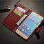 (พรีออเดอร์) เคส Huawei/P9 lite-Flip case หนัง thumbnail 5