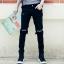 กางเกงแฟชั่น | ฮาราจูกุ สไตล์ | แฟชั่นฮิปฮอป thumbnail 3