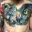 [WORLD FAMOUS] หมึกสักเวิล์ดเฟมัส หมึกสักลายเวิล์ดเฟมัส สีสักลายสีฟ้า ขนาด 1 ออนซ์ สีสักนำเข้าจากประเทศอเมริกา World Famous Tattoo Ink - Algarve Aqua (1OZ/30ML) thumbnail 3