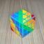 YJ Unequal 3x3 Rainbow Cube thumbnail 14