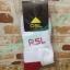 (Code 01) ถุงเท้า RSL สีขาวลายแดง เนื้อหนาอย่างดีนุ่มใส่กระชับสบายเท้ามากๆๆ thumbnail 1