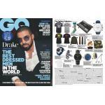 Elite & Luck Cufflinks ในนิตยสาร British GQ (ประเทศอังกฤษ) ฉบับเดือนกุมภาพันธ์ 2017.