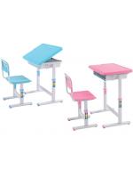 ชุดโต๊ะเก้าอี้เด็ก Smart Kids Desk 2 เซ็ต
