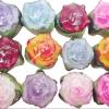 เทียนช่อดอกไม้ ช่อเล็ก ช่อใหญ่ เทียนดอกเหมือนจริงส่งกลิ่นหอม สร้างบรรยากาศโรแมนติก ตกแต่งสถานที่ได้อย่างสวยงาม ของขวัญของฝาก งานเทียนหอม งานปั้นกลีบดอก