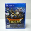PS4 Dragon Quest Heroes The World Tree's Woe and the Blinght Below /ZONE2 EU English