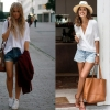 แต่งชุดสวยรับหน้าร้อน! ด้วยธีมคุมโทนสีขาว แฟชั่นน่ารัก