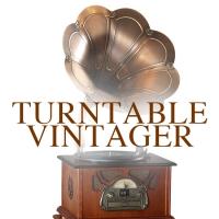 ร้านเครื่องเล่นแผ่นเสียง เครื่องเสียงสไตล์วินเทจ Turntable Vintager