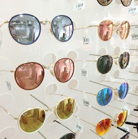 03643faff8 ... switzerland rb3517 round folding flash lenses by batwolf youtube ray  ban round folding copper flash 12ddd