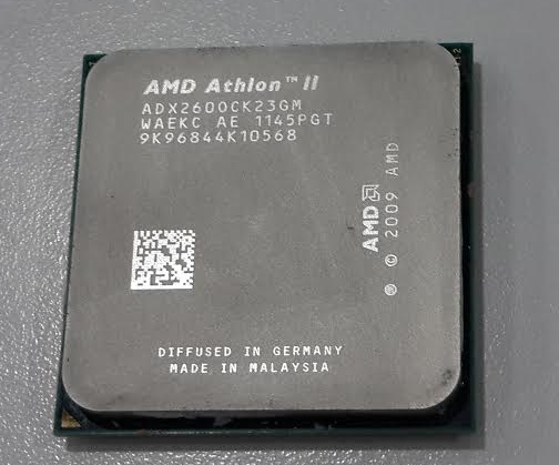 AM3 ADX260OCK23GM LOT OF 2  AMD Athlon II X 2 260 3.2GHz Dual-Core Processor