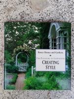 CREATINGSTYLE THE PLEASURE OF GARDENING