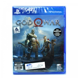 PS4™ God of War Zone 3 Asia / English ราคา 1890.- ส่งฟรี EMS