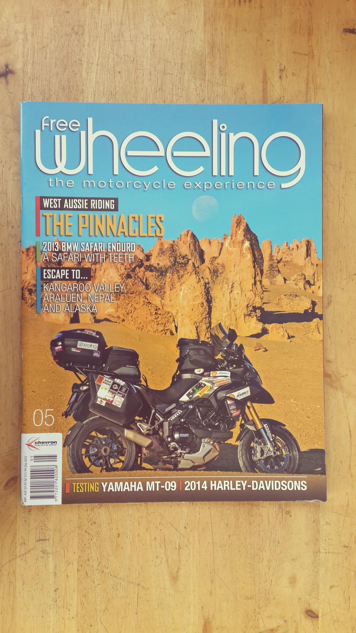 FREE WHEELING : ISSUE 05