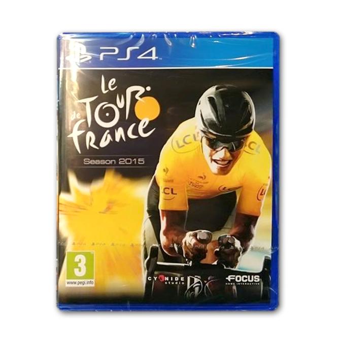 PS4 Tour de France 2015 Zone 2 EU / English Version