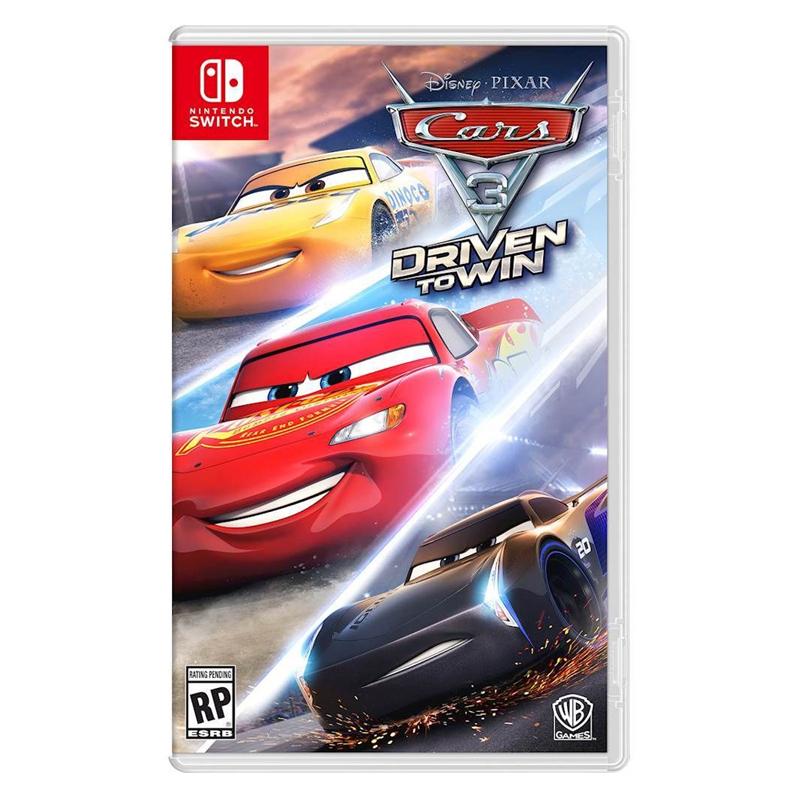 Nintendo Switch™ Cars 3: Driven to Win Europe English